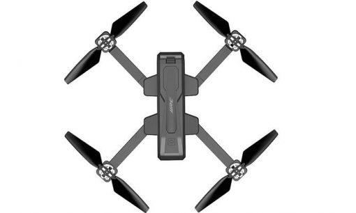 jjrc x11 2k foldable rc drone quadcopter 856049