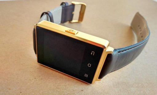 no 1 d6 smartwatch front facing