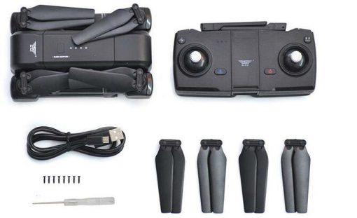 sjrc z5 gps 2 4g wifi 1080p hd fpv foldable rc drone rtf 733823 0