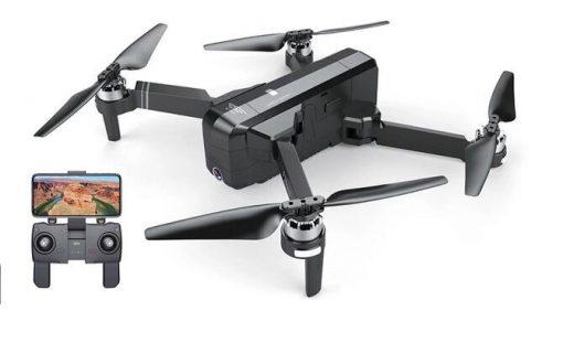 sjrc f11 gps drone quadcopter 0