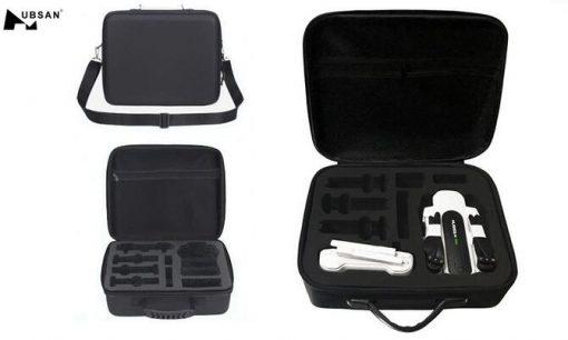 waterproof portable eva hard handbag storage bag carrying case box for hubsan zino h117s hubsan rc