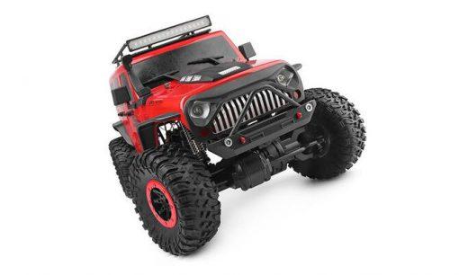 wltoys 104311 1 10 2 4g 4wd rc car rock crawler climbing vehicle w led
