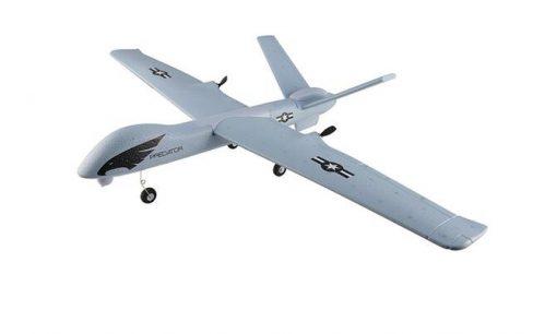 z51 rc drone 2 4g 2ch predator remote control rc airplane 660mm wingspan foam diy