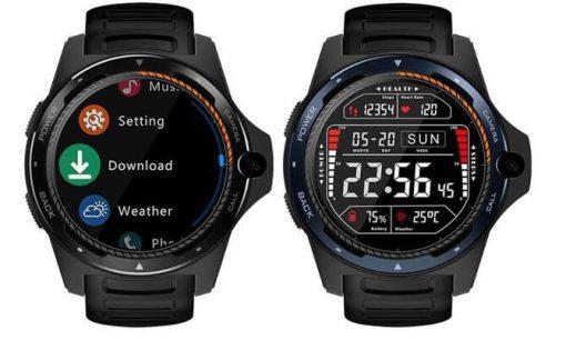 zeblaze font b thor b font 5 dual system hybrid font b smartwatch b font 1 1