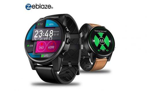 zeblaze thor 4 pro 4g smartwatch 1 6 inch 0